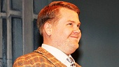 After bringing the house down, James Corden takes his first bow as a Broadway leading man!