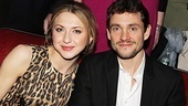 The sexy stars of Venus in Fur, Nina Arianda and Hugh Dancy, are two of the afternoon's judges.