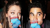Audience Choice Awards- Laura Osnes- Darren Criss