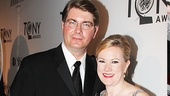 2012 Tony Award Best Pairs- Kathleen Marshall – Scott Landis
