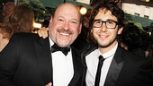 2012 Tony Award Best Pairs- Frank Wildhorn- Josh Groban