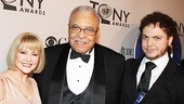 2012 Tony Awards – Extras – Cecilia Hart – James Earl Jones – Flynn Earl Jones