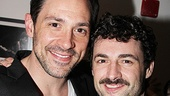 Tony winner Steve Kazee wouldn't miss his friend Max von Essen's big night!