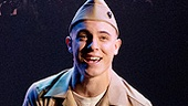 Nick Blaemire, Derek Klena and Josh Segarra in Dogfight.