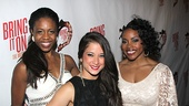 Bring It On Opening Night – Shonica Gooden – Lauren Whitt – Melody Mills