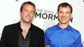 'Book of Mormon' LA Opening—Trey Parker—Matt Stone