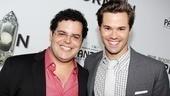 'Book of Mormon' LA Opening—Josh Gad—Andrew Rannells