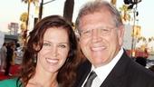 'Book of Mormon' LA Opening—Leslie Zemeckis—Robert Zemeckis