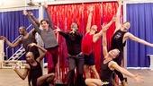 Kinky Boots- Kyle Taylor Parker- Kevin Smith Kirkwood- Charlie Sutton- Billy Porter- Paul Canaan- Kyle Post - Joey Taranto