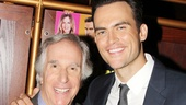 The Performers - Cast - Henry Winkler - Cheyenne Jackson