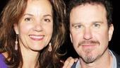 'Cyrano de Bergerac' Opening Night — Margaret Colin — Douglas Hodge