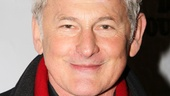 What's an opening night without the dashing Victor Garber?