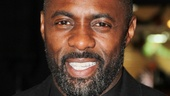Les Miserables London premiere – Idris Elba