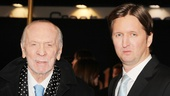 Les Miserables London premiere – Herbert Kretzmer – Tom Hooper