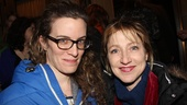 The Other Place – opening night – Liz Flahive – Edie Falco