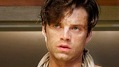 Sebastian Stan as Hal Carter inPicnic.