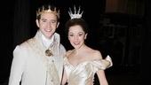 Katie Holmes at Cinderella - Santino Fontana - Laura Osnes
