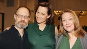 Vanya and Sonia Broadway Meet and Greet – David Hyde Pierce – Sigourney Weaver – Kristine Nielsen