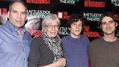 'The Revisionist' Opening — Daniel Oreskes — Vanessa Redgrave — Jesse Eisenberg — Kip Fagan