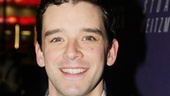 Broadway and TV vet Michael Urie shows us his winning smile.
