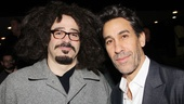 'Talley's Folly' Opening — Adam Duritz — Robert Montano
