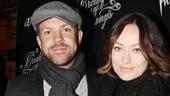 'Breakfast at Tiffany's' Opening — Jason Sudeikis — Olivia Wilde