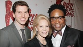 Kinky Boots Opening- Stark Sands- Daryl Roth- Billy Porter