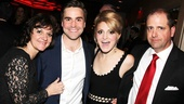 Kinky Boots Opening- Annaleigh Ashford- Family
