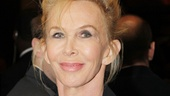 'The Big Knife' Opening — Trudie Styler