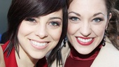 Macbeth – Opening Night – Krysta Rodriguez – Laura Osnes