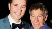 The Swedish actor just happens to be a friend of Wicked and Pippin composer Stephen Schwartz!