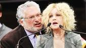 2013 Audience Choice Awards Ceremony — Harvey Fierstein — Cyndi Lauper