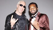 Dee Snider at 'Motown' — Dee Snider — Brandon Victor Dixon