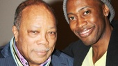 Quincy Jones at 'Motown' — Quincy Jones — Eric LaJuan Summers