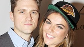 Will sparks fly between Aaron Tveit and Serinda Swan on Graceland? We sure hope so!
