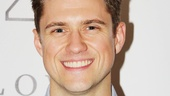 Aaron Tveit has plenty of reasons to smile—Graceland premieres on June 6 on USA!