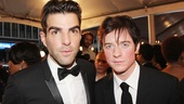 Tony Red Carpet- Zachary Quinto- Matthew James Thomas