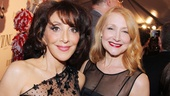Tony Red Carpet- Andrea Martin-Patricia Clarkson