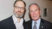 Vanya and Sonia and Masha and Spike- David Hyde Pierce- Mayor Michael Bloomberg-