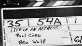 Life of an Actress – table
