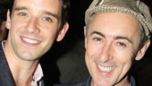 These guys know a thing or two about one-man shows! Michael Urie currently stars in Buyer & Cellar, and Alan Cumming recently starred in a solo production of Macbeth on Broadway.