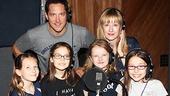 Matilda – Album Recording – Bertie Carvel – Lauren Ward – Sophia Gennusa – Oona Laurence – Milly Shapiro – Bailey Ryon