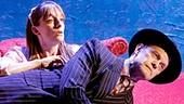 Julia Murney, David Hyde Pierce & Frankie Seratch  in The Landing