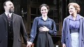The Snow Geese – Opening Night – Danny Burstein – Mary-Louise Parker – Victoria Clark