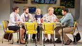 <I>Little Miss Sunshine</I>: Show Photos -  Stephanie J. Block - Rory O'Malley - Hannah Nordberg - David Rasche -  Will Swenson