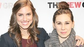 The New Group – Crimes of the Heart – Allison Williams – Zosia Mamet