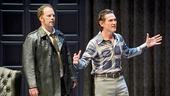 Shuler Hensley as Briggs & Billy Crudup as Foster in No Man's Land