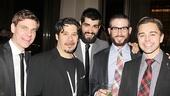 Macbeth – Opening Night – Aaron Krohn – Triney Sandoval – Ben Horner – Derek Wilson – Jeremiah Maestas