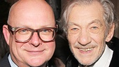 Waiting For Godot – Opening Night – Stuart Thompson – Ian McKellen