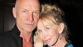 <I> Beautiful: The Carole King Musical</I>: Opening - Sting - Trudie Styler